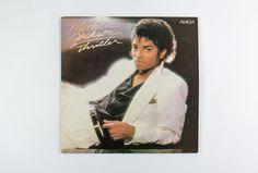 """DDR Museum - Museum: Objektdatenbank - """"LP Michael Jackson"""" Copyright: DDR Museum, Berlin. Eine kommerzielle Nutzung des Bildes ist nicht erlaubt, but feel free to repin it!"""