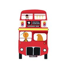 Take me to london zoo Now with 25% di thehousesparrow su Etsy