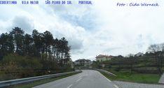 Chegando a Cobertinha, em Vila Maior, São Pedro do Sul, Portugal. Foto : Cida Werneck
