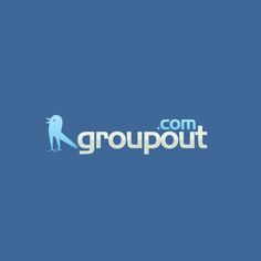 Help groupout.com with a new logo by avelens