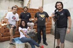 A galera do audiovisual: Memory Audiovisual, Dunas Filmes e Mate com Angu