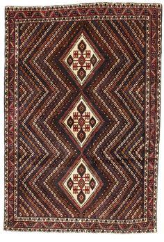 Afshar Shahre Babak Teppich VXZZ167 200x135 von Persien / Iran - Kaufen Sie Ihren Teppich bei CarpetVista