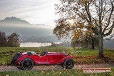 Alfa Romeo 6C 1750 Zagato von 1934: http://www.zwischengas.com/de/news/Galerie-Fischer-versteigert-edle-Klassiker-an-der-Swiss-Classic-World-2016.html?utm_content=buffere5528&utm_medium=social&utm_source=pinterest.com&utm_campaign=buffer  Foto © Daniel Reinhard