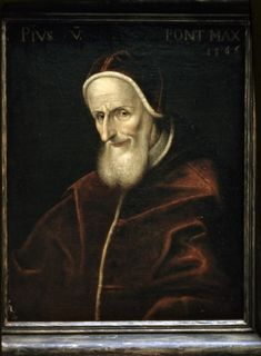 Jacopino Del Conte, Portrait of Pope Paul III (1468-1549)