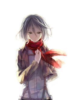 Shingeki no Kyojin | Attack On Titan | Mikasa Ackerman | Kawaii | Cute | Anime | Girl