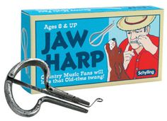 Jaw Harp  Schylling