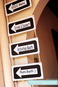 cute signs