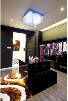 Boutique home concept - Walk in wardrobe - Maybe someday if i work REALLY hard!