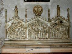 Trittico di Il Bergognone - Descrizione dell'opera e mostre in corso - Arte.it
