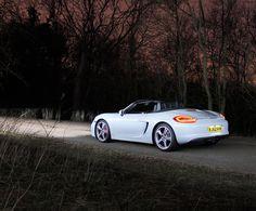Porsche Boxster S #CarFlash