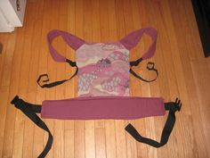 soft structured carrier tutorial.