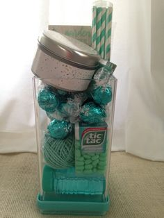 "imustconfetti: Let Me ""Teal"" You About a Great Gift Idea"