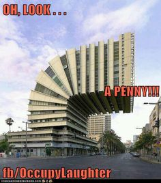 OH, LOOK . . . A PENNY!!!