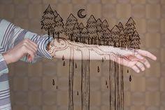 subcutaneous by Giulia Pex, via Behance