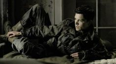 Private Eugene Jackson played by Andrew Lee Potts <3 The Last Patrol