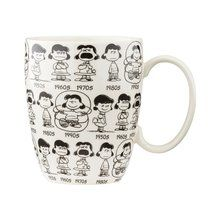 Department 56 Peanuts Christmas Anniversary Lucy Mug. Available at OurPamperedHome.com