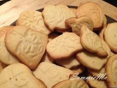 Galletas de Mantequilla para #Mycook http://www.mycook.es/receta/galletas-de-mantequilla-2/