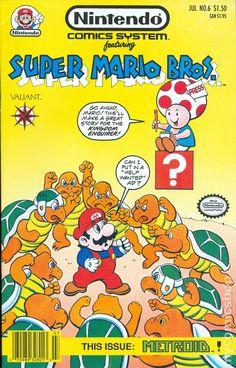 Nintendo Comics System #6