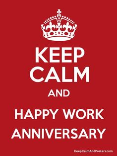 Work Anniversary Images More
