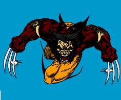Wolverine   comic books comics