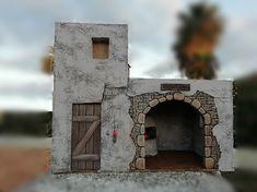Belen artesanal: Catálogo de construcciones Exterior, Nativity, Scene, Outdoor Decor, Christmas, Future, Home Decor, Xmas, Christmas 2017