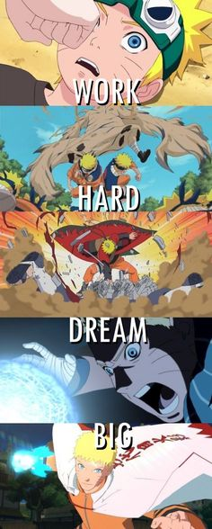 Work hard. Dream big.  #naruto #cosplay #costume #anime