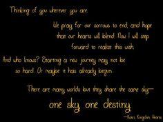 Kingdom Hearts Quotes Stunning A Kingdom Hearts Quote  Bucket List  Pinterest  Kingdom Hearts