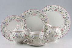 Replacement Johnson Brothers - Summer Chintz