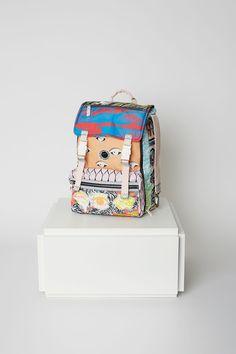 Kenzo Multi Logo Backpack - Kenzo Bags & Wallets Women - Kenzo E-shop