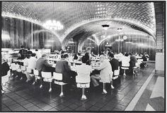 History of Grand Central Oyster Bar