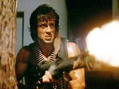 Sylvester Stallone - Rambo First Blood Movie Still 80s Movies, Movie Tv, Sylvester Stallone Rambo, Stallone Movies, Silvester Stallone, First Blood, Adventure Film, Movies, Stars