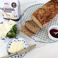 Fuldkorns franskbrød med dansk grahamsmel - Opskrifter fra Finax