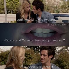 Hahaha oh Ellie don't be silly! They've had it since episode one!