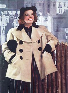 Katharine Hepburn in a great ensemble! by Silverbluestar, via Flickr