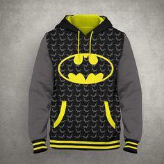 AOP Batman Hoodie