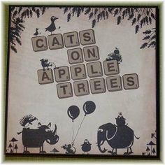 Aufbewahrung für meine cats on appletrees - Stempeln - TeddyForum