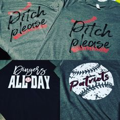 Perfect gifts for any baseball fan!!!