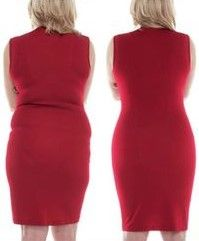 9cfee4977f799 Before   After Shapewear Reviews  Spanx Star Power High-Waisted ...