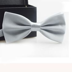 Style: Fashion Material: Polyester Department Name: Adult Gender: Men Ties Type: Bow Tie Pattern Type: Solid Size: One Size Model Number: Cami XYQ4082201Q Item Type: Ties