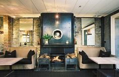 Eichardt's Private Hotel, Queenstown NZ. Gorgeous interiors and luxury accommodation.