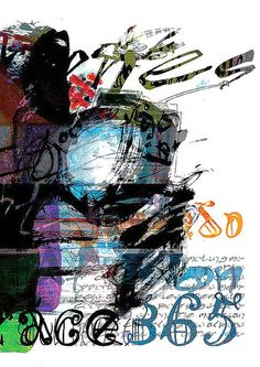'ace365' by Petros Vasiadis on artflakes.com as poster or art print $20.79