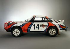 Porsche 911 SC Safari, 1978