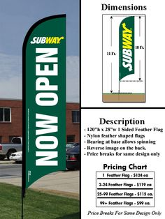 Pack of 15 Hardware not Included Bicycles King Swooper Feather Flag Sign