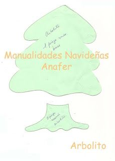 Manualidades Anafer: Moldes Cilantro, Paper, Christmas, Crafts, Bed Skirts, Xmas, Feltro, Handmade Christmas Decorations, Felt Baby Shoes