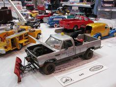Dodge W100 Pickup Truck.