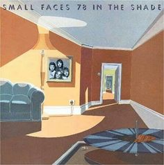 #TapasDeDiscos Small Faces 78 in the shade