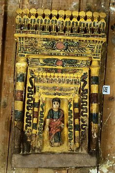 Artifacts From Tomb in Valley of Golden Mummies