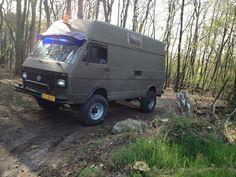 Vw Lt 4x4, Vw Vanagon, Vw Vans, Mk1, Campervan, Offroad, Type 3, Recreational Vehicles, Volkswagen