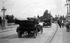 Colorado Street bridge, Pasadena, CA 1913