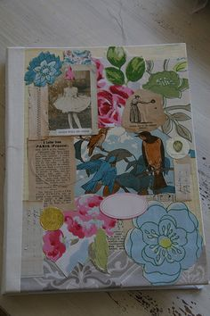 My Journal | via Flickr. Copyright all rights reserved by freckledfarm